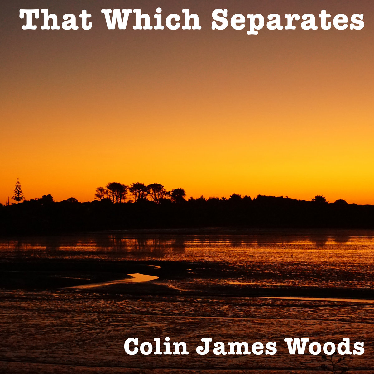 NEW RELEASE: That Which Separates